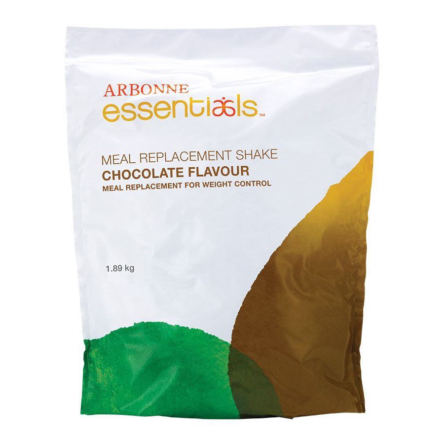 Meal Replacement Shake - Chocolate - Arbonne Essentials