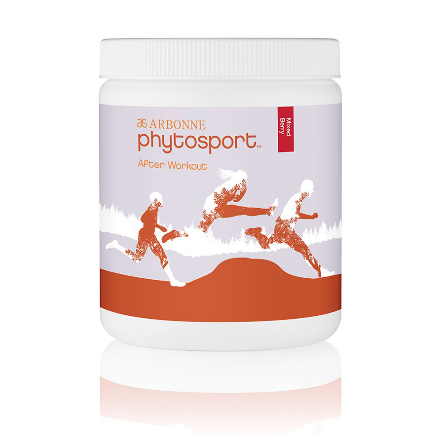 After Workout - Arbonne PhytoSport