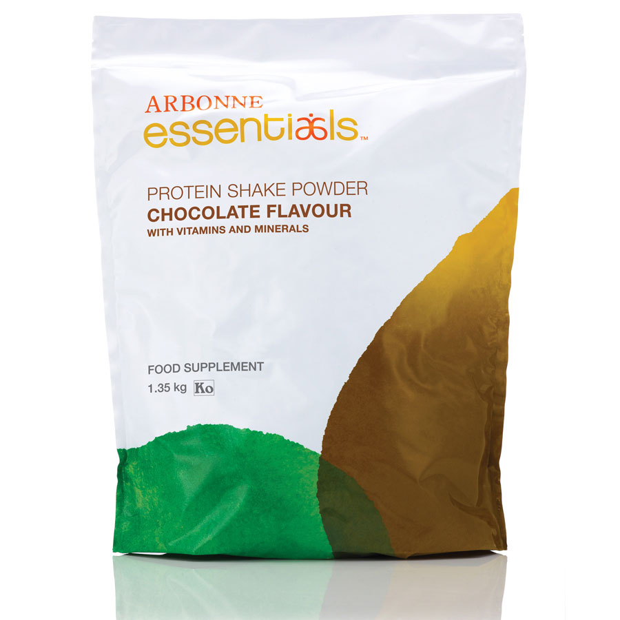 Protein Shake Mix Powder Chocolate - Arbonne Essentials